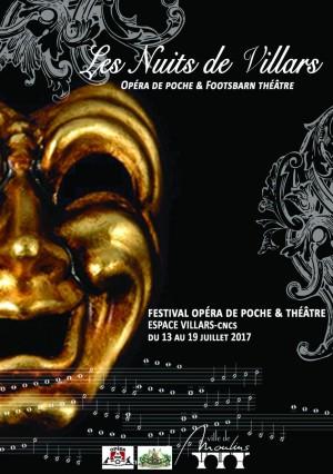 """La volonté de toucher des publics à la recherche de lieux de représentation inédits pour l'opéra aboutit à la création du Festival """"l'Opéra de Poche"""" à Moulins."""